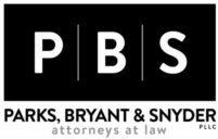 Parks, Bryant & Snyder | Columbia TN Lawyers | Divorce and Custody, Estate Planning, Criminal Defense Logo
